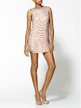 Parker Light Loopy Beading Silk Tank Dress: ($330): Parties Dresses, Parker Lights, Tanks Dresses, Silk Tanks, Loopi Beads, Beads Dresses, Lights Loopi, Parker Dresses, Beads Silk