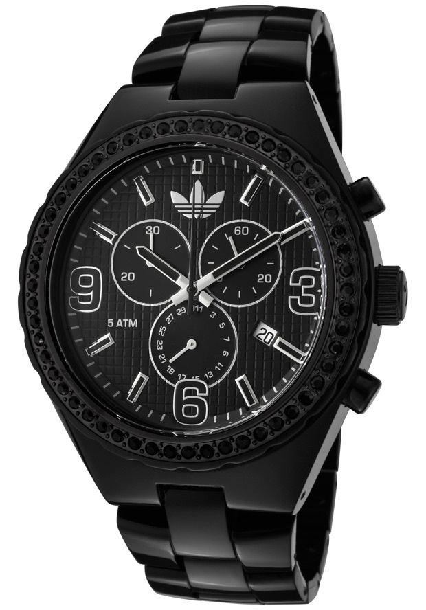 Price:$52.00 #watches Adidas ADH2572, Add the element of genuine style with a sporty twist to your wardrobe with this Adidas watch.