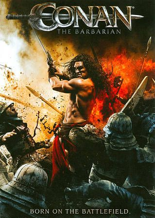 DVD Conan the Barbarian Wide Screen New Sealed - Free Shipping