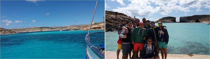 viaje a Malta - Isla de Comino