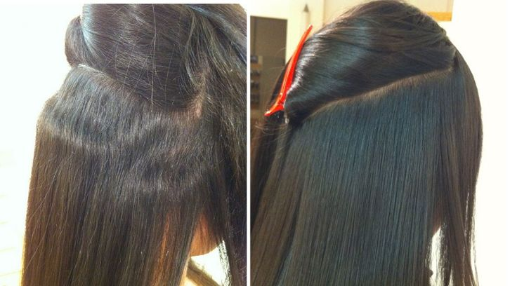 How To Make Natural Hair Soft And Silky When Straightening