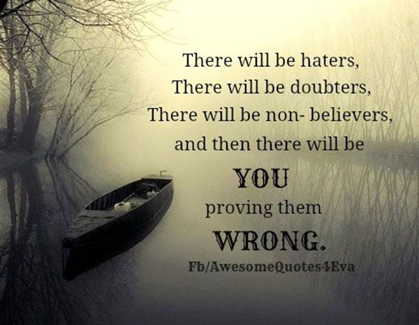 Prayer For My Haters Quotes: 25 Best Images About Haters On Pinterest
