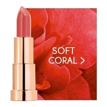 Discover Yves Rocher Grand Rouge in Soft Coral! @Yves Rocher USA #GrandRougeMoment #yvesrocher