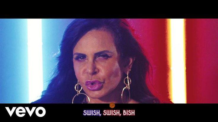Katy Perry – Swish Swish (Lyric Video Starring Gretchen) ft. Nicki Minaj