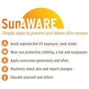 Be Sun Aware!!