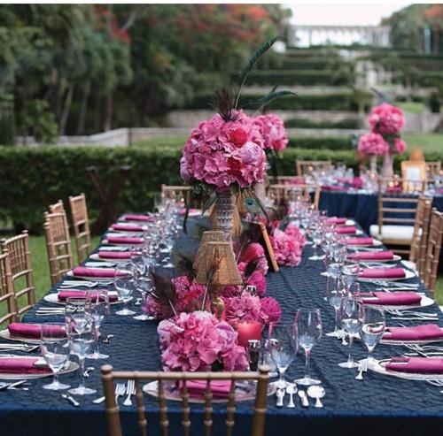 239 Best Blue Wedding Decorations Images On Pinterest