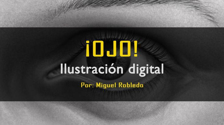 Ya casi está listo mi próximo tutorial de ilustración digital... No te lo pierdas en yo.robledoarte.com
