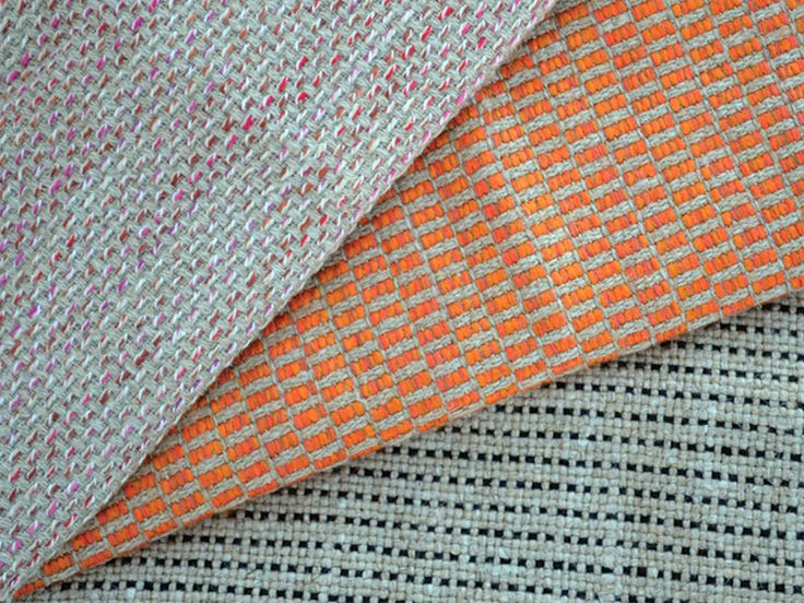 - Light orange with beige details - Beige with pink, red and purple notes -Beige with black details  What's described above? Works of art perhaps? -- It's the new collection of the 'Anemone' linen garments by #COCOMAT! Dress your home with vibrant color!
