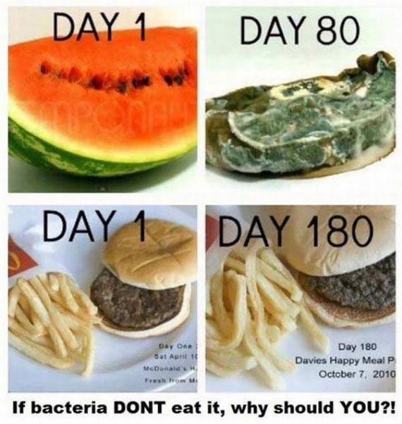 When I Eat Bad Food I Dont Eat Meals