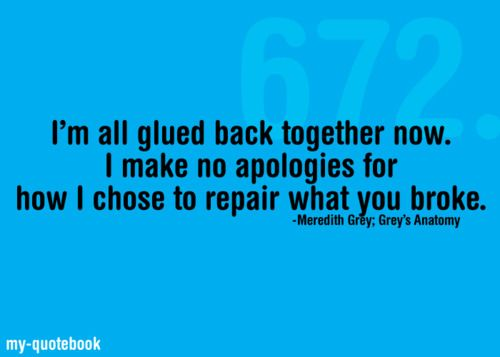 103 Best Images About Greys Anatomy Quotes On Pinterest
