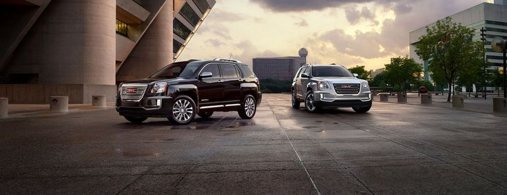 Unlike The 2017 Model, The 2018 GMC Terrain Will Include A Diesel Engine