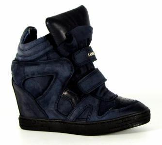 Carinii 3285 Botki Koturn Skora Sneakersy Trampki 6052760730 Oficjalne Archiwum Allegro Shoes Wedges Fashion