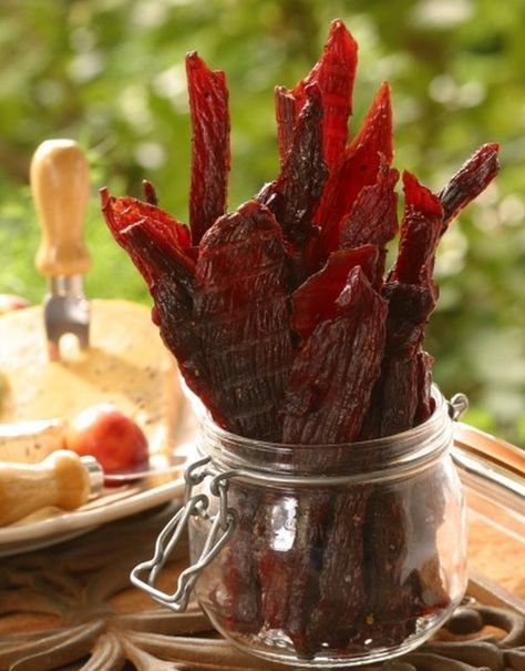 Venison Jerky | 15 Jerky Recipes To Get Your Chew On