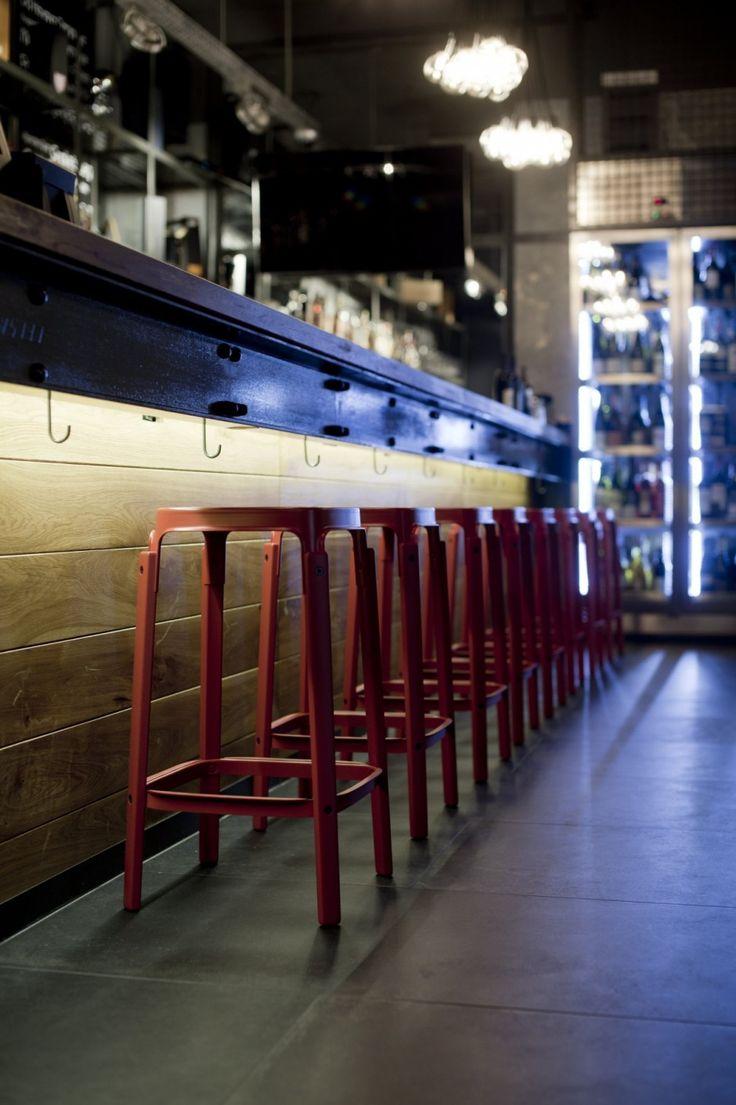 KNRDY Restaurant by Suto Interior Architects