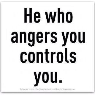 Let it go. Amen!