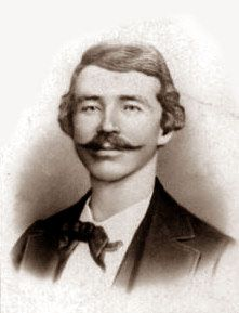 William Clarke Quantrill of the southern Quantrill Raiders. He is remembered for his escapades along the Missouri-Kansas border during the Civil War, and more specifically the raid on Lawrence, Kansas. He was one of effective of the Raiders of that day, and was a particular thorn in the side of the Union. He was killed in a Union ambush in Kentucky, 1865.  The James brothers and the Youngers got their start with him.