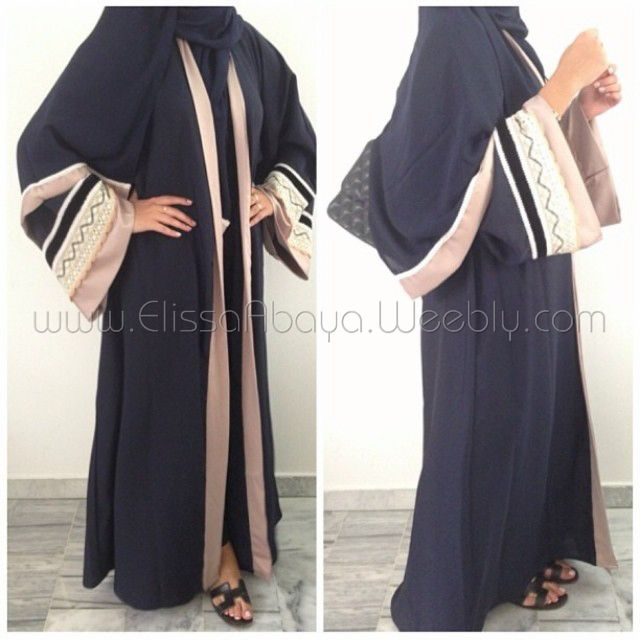 Code 032 #Saudi #Style #Kaftan #Wedding #Abaya #Abayafashion #Abayadesigns #Khaleeji #Hijab #modern #open #closed #jacket #Trendy #Embroidery #Work #Bridal #Noir #Plain #Roselle #winter #cardigan