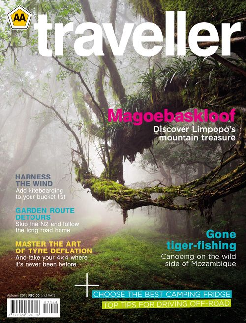 Liezel le Roux | AA traveller |Highbury Safika Media