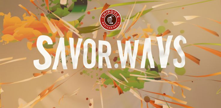 Experience a musical & visual 360° experience inspired by the real ingredients of #chipotle and produced by RZA!