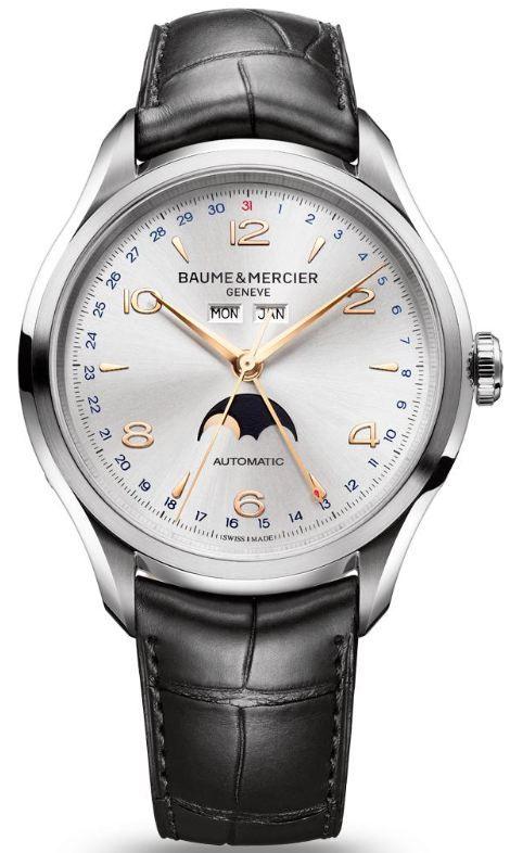 Baume & Mercier Clifton Complete Calendar Watch