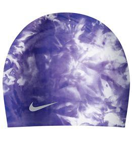 Nike Swim Sky Dye Silicone Swim Cap at SwimOutlet.com