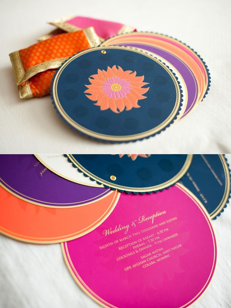 innovative wedding invites!