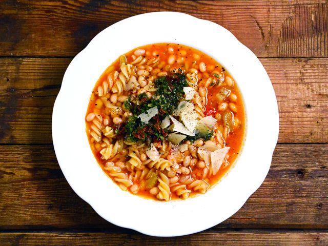 Olasz babos tészta (Pasta e fagioli) - Receptek | Ízes Élet - Gasztronómia a mindennapokra
