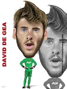 David de Gea!  A great keeper, how will he perform this season?