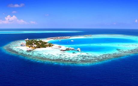 Huvafen Fushi, Ilhas Maldivas - Indian Ocean. A waking dream.