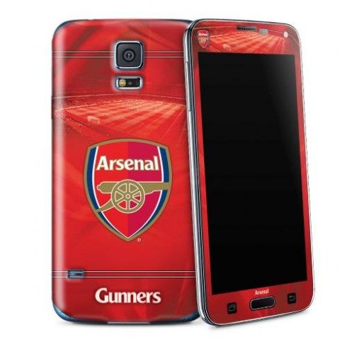 Arsenal F.C. Samsung Galaxy S5 Skin