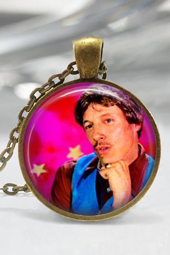 50 Insane Pop Culture Gifts That Actually Exist #refinery29 http://www.refinery29.com/2015/11/97843/pop-culture-gift-ideas#slide-43 Napoleon Dynamite JewelsOne man's glamour shots are another woman's treasure.CheshireKittyCorner Uncle Rico Bronze Plated Glass Necklace, $19.95, available at Etsy. ...