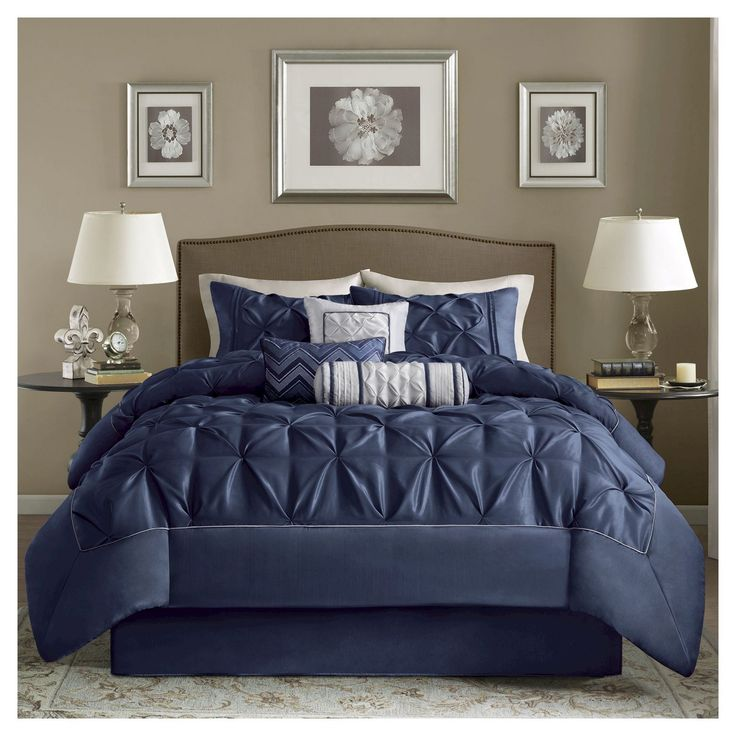 Best 25 Navy Bedrooms Ideas On Pinterest: Best 25+ Navy Blue Comforter Ideas On Pinterest