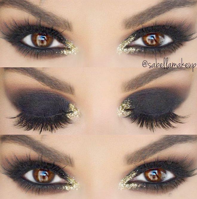 Smokey Eye Kajal Smokey Eye Makeup Meme Prom Eye Makeup Black Eye Makeup Smokey Eye Makeup