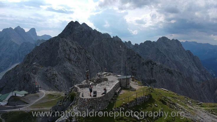 Innsbruck,Austria - Hafelekar Mountain Spectacular Drone Video