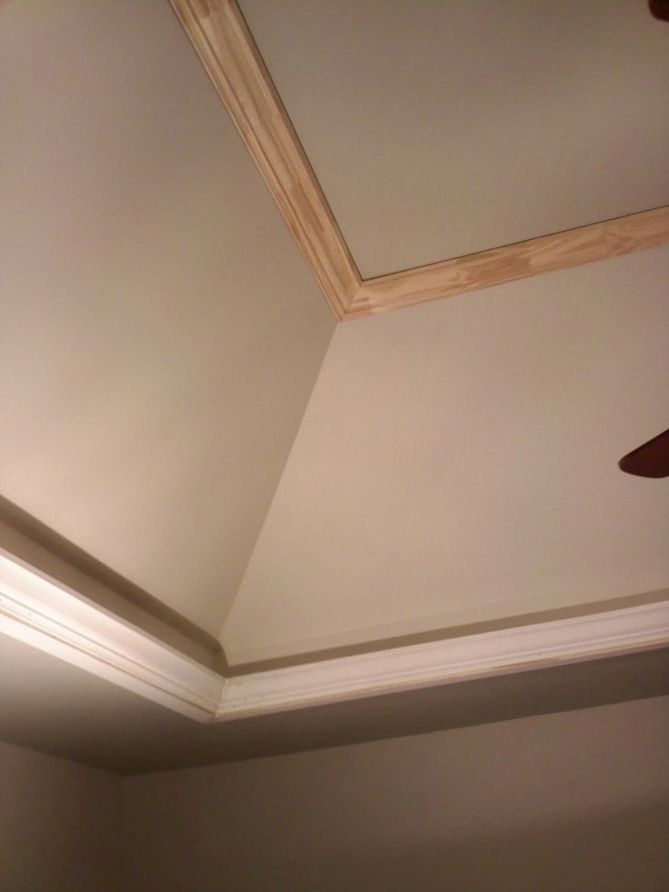 Tray Ceiling Molding: 8 Best Moulding On Sloped Ceiling Images On Pinterest
