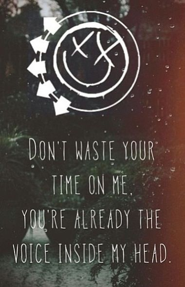 #lyrics  #blink182