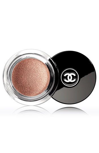 CHANEL Illusion D'ombre Long Wear Luminous Eyeshadow in Emerveille. A pinner says....Is it bad that I want to wear this all day, every day for the rest of my life? Stunningly gorgeous in the pot and on the eyes.