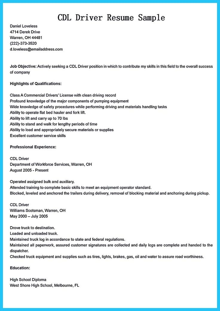 Sounds like working as a bus driver is easy. But it is not. A bus driver must drive a huge vehicle that will bring lots of life. And this is serious. ... bus driver job description for resume and ttc bus driver resume Check more at http://www.resume88.com/stunning-bus-driver-resume-to-gain-the-serious-bus-driver-job/