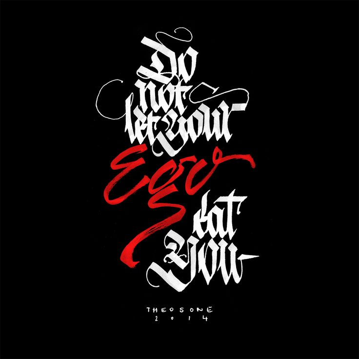 344 Best Calligraffiti Typography Images On Pinterest