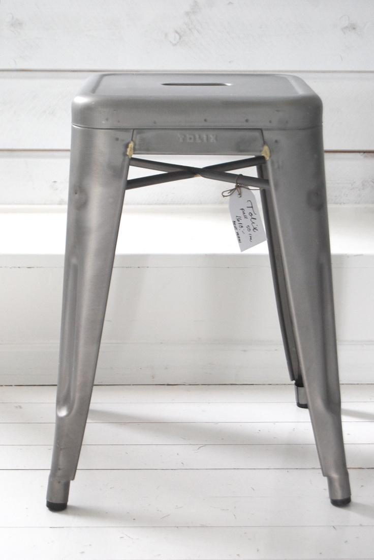 117 best images about tolix stools on pinterest metal. Black Bedroom Furniture Sets. Home Design Ideas