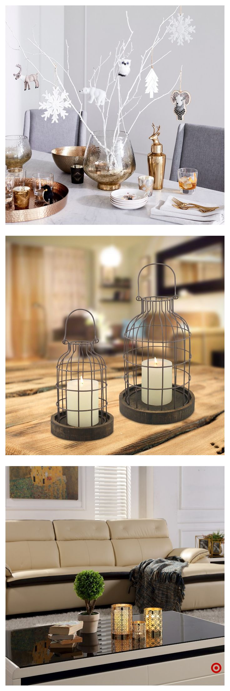 Shop Target for candle holder set you will love at great low prices. Free shipping on orders of $35+ or free same-day pick-up in store.