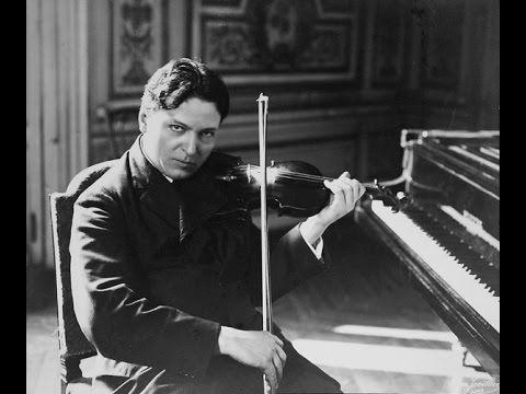George Enescu - pianist rafinat și pedagog de excepție | EU aleg România...
