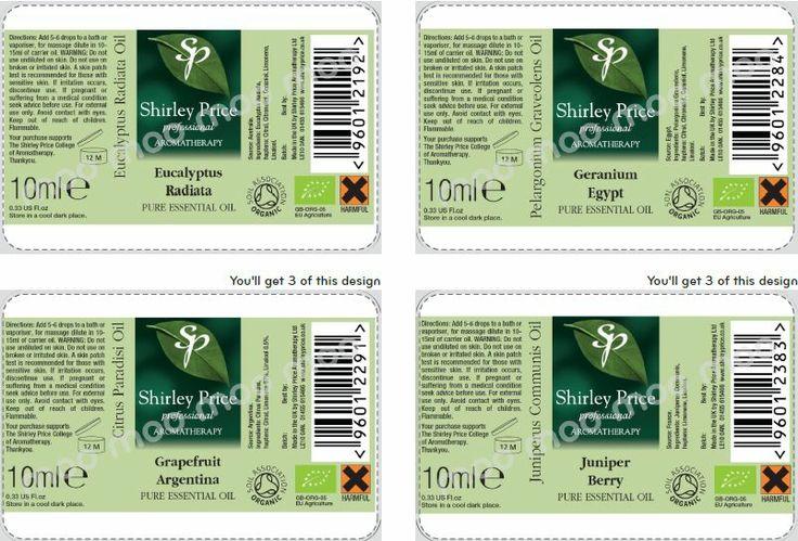 Shirley Price Aromatherapy Essential Oils