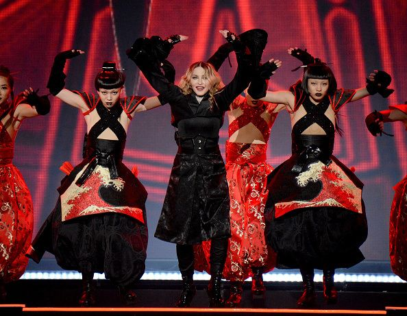 Rebel Heart Tour Madonna 2015