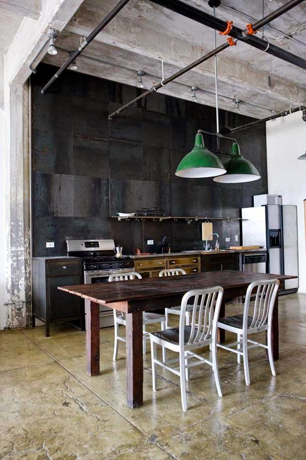 Minimalismo extremo en un Loft en Brooklyn   http://goo.gl/u3mw45   #interiorismo