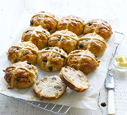 Paul Hollywood's fruity bakes are just as delicious when you make some simple swaps to make them wheat-free
