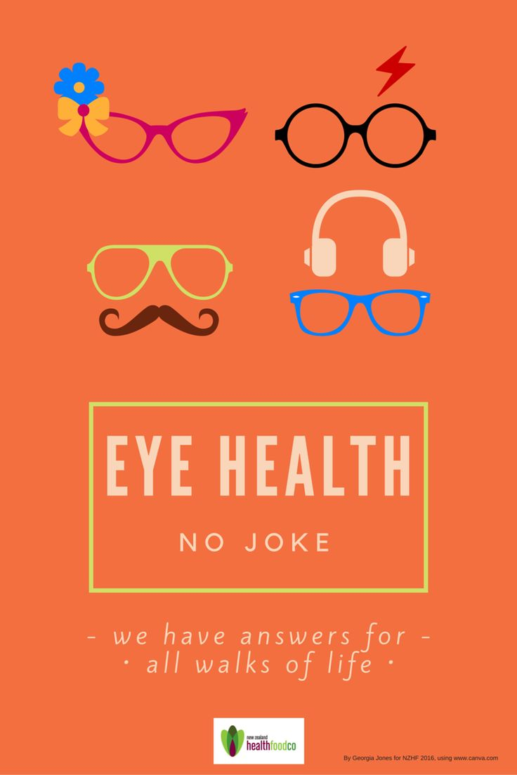 Take a look at our full range of natural Eye Health Products today in store or online at http://www.nzhealthfood.com/health-conditions/eye-health.html #eye #health #natural #everyone #young #old #woman #man #wizard #moustache #flower #glasses