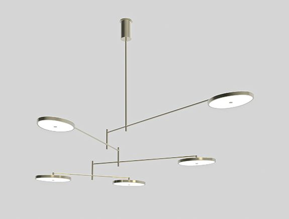 Helios Chandelier By Holly Hunt Details Pinterest