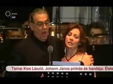 Rost Andrea - Plácido Domingo: Kálmán Imre - Csárdáskirálynő - Emlékszel...