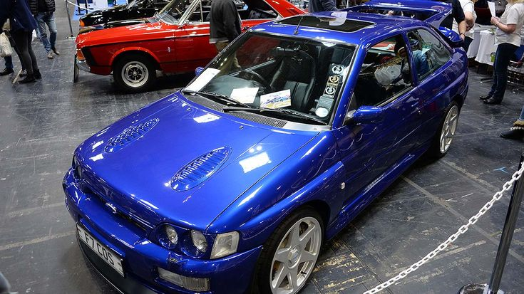 Ford Escort Rs Cosworth Rendering Imagines The Return Of An Icon